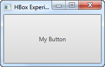 A JavaFX Button component displayed in the scene graph.